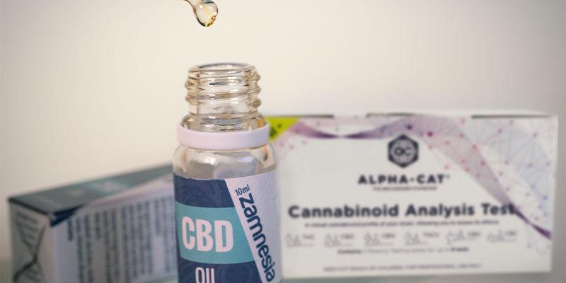 Kun je door CBD voor een drugstest zakken?