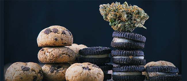 Cannabis Koekjes Oreo