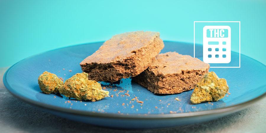 Richtlijnen voor het doseren van cannabis edibles