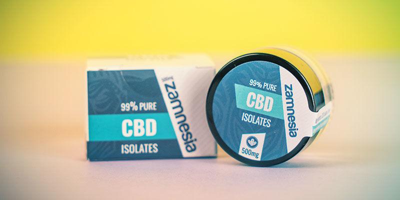CBD-Kristallen