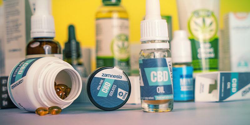 Is Het Mogelijk CBD-Producten Te Combineren?