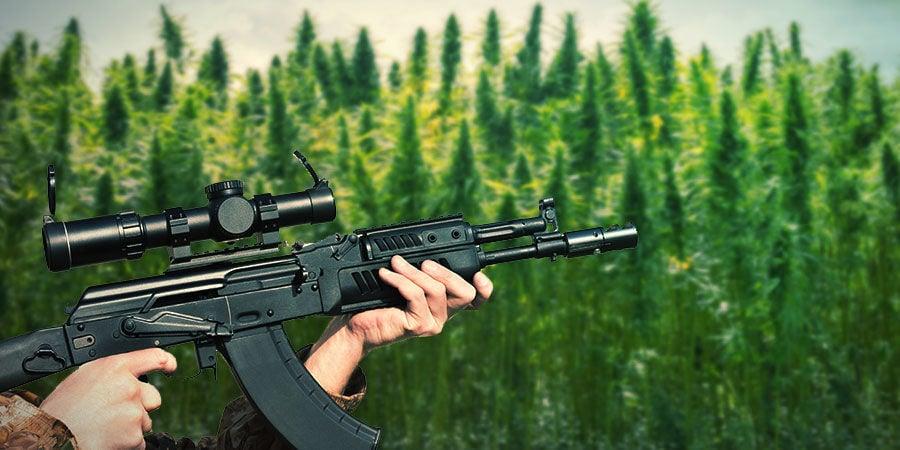 HOE KWEEK JE AK-47?