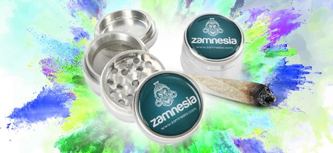 The Zamnesia Metal Grinder