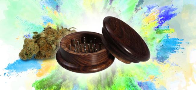 The Wooden Grinder