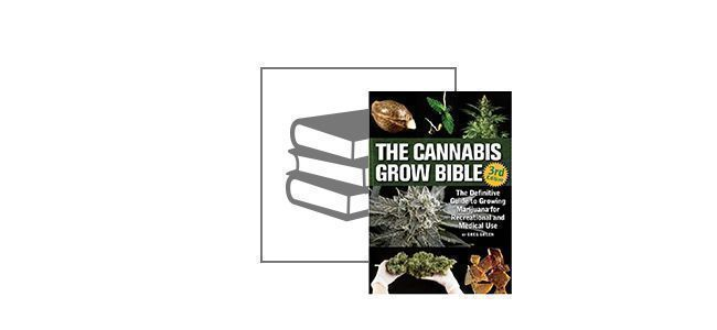 The Cannabis Grow Bible (Engels - 3rd Edition)