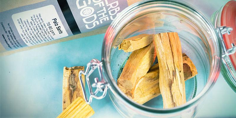 Hoe bewaar je Palo santo hout?