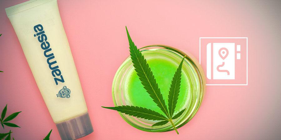Instructies voor cannabis-glijmiddel