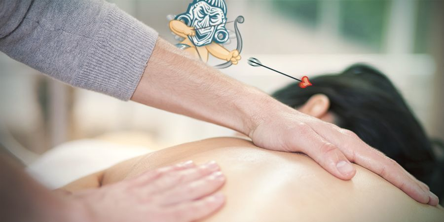 Massage Met Cannabisolie