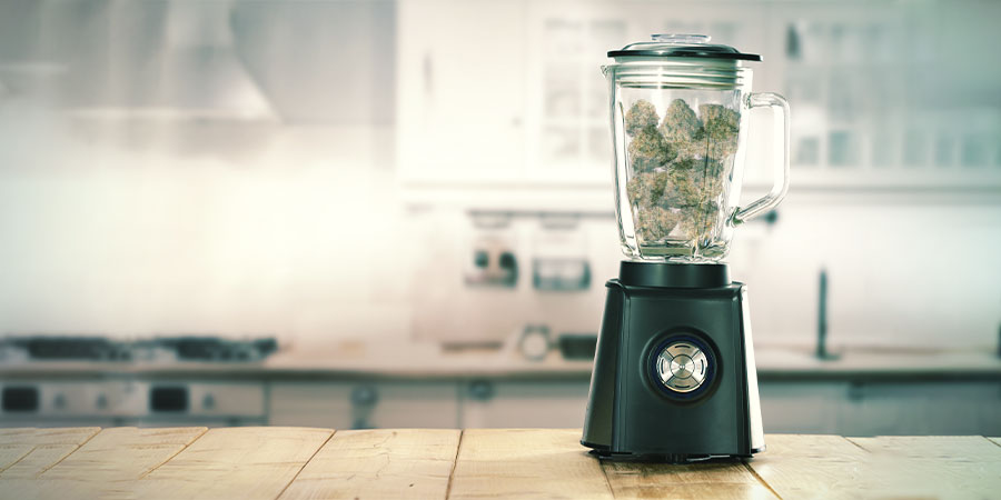 Hasj Maken: De Blender Methode