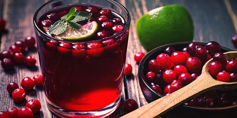 Alternatieven Voor Bongwater: Cranberrysap