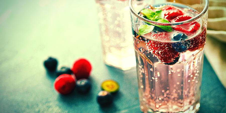 Alternatieven Voor Bongwater: Water Met Een Smaakje