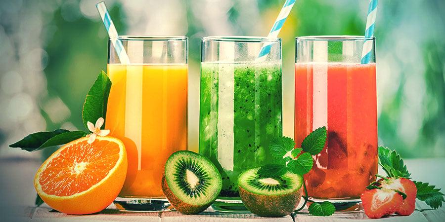 Alternatieven Voor Bongwater: Vruchtensap