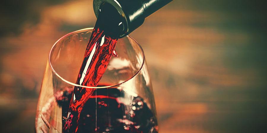 Alternatieven Voor Bongwater: Rode wijn