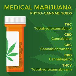 medische cannabinoïden