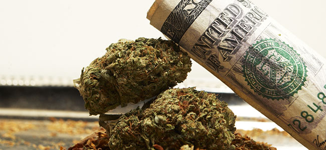 Cannabis Geld