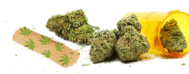 Medische Cannabis Kauwgom