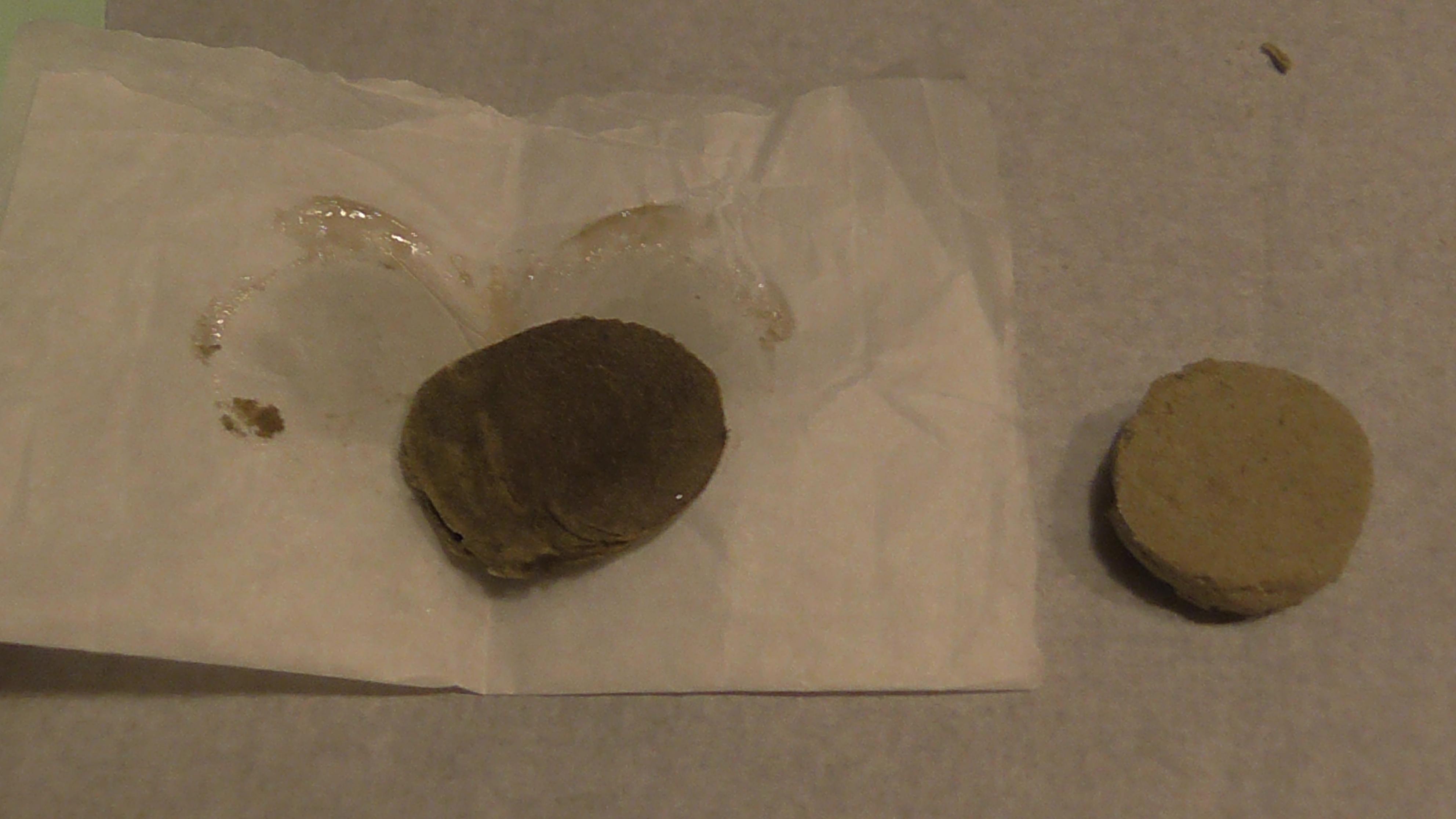 Hasj en Rosin coins