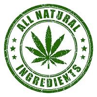 Alleen maar natuurlijke ingrediënten