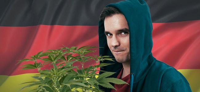 Cannabis Groei Duitsland