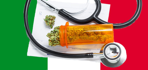 Medische cannabis Italië