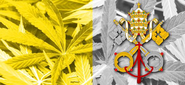 Cannabis Vaticaan