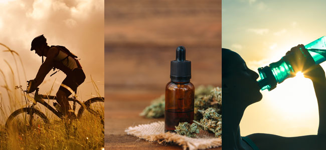 Hoe kom je van een cannabis kater af?