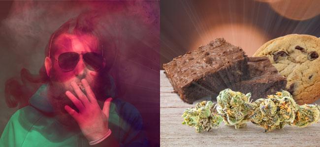 Hoe krijg je een cannabis kater?