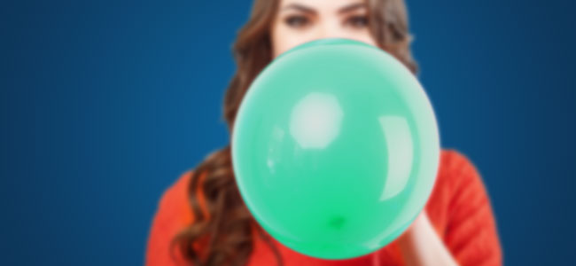 Inhaleer Nooit De Gehele Ballon