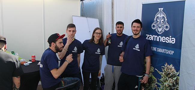 Zamnesia Crew Spannabis