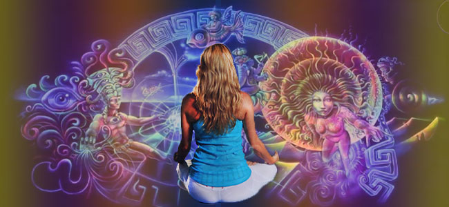 Psychedelic Yoga Experience