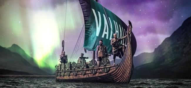 Valhalla viking