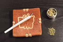 Asbak cannabis