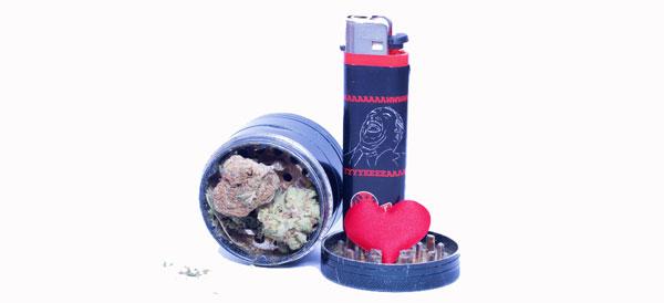 cannabis liefde