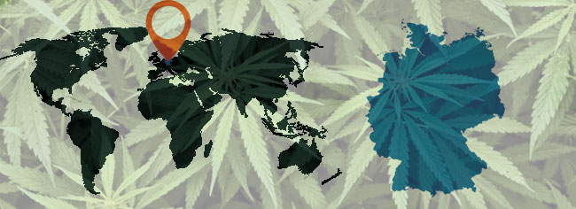Duitsland in de wereld van de cannabis