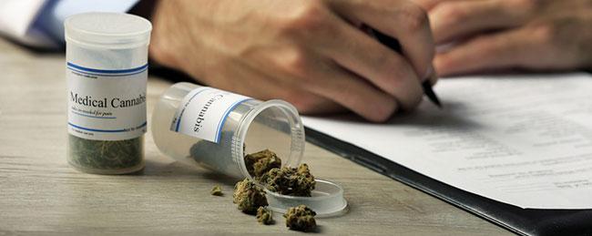 Medisch voorschrift van cannabis