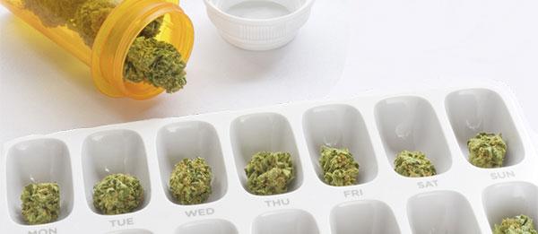 Cannabis medicijn
