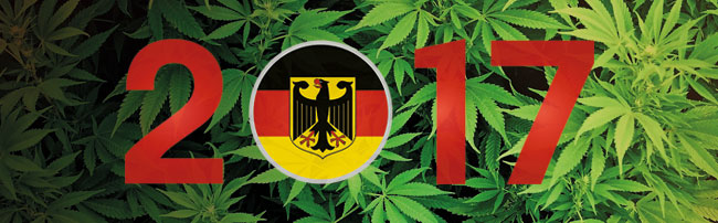 Cannabis Duitsland 2017