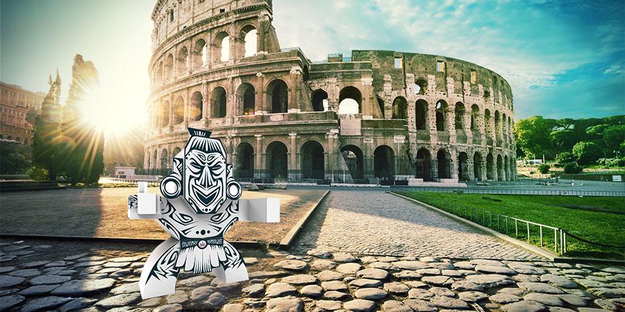 Zammi @ Rome