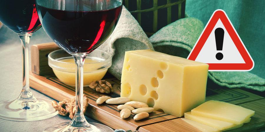 Welke voedingsmiddelen en dranken moeten worden vermeden?