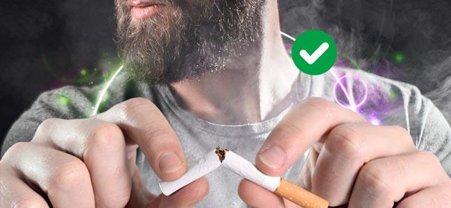 Kunnen E-sigaretten Je Helpen Bij Het Stoppen Met Roken?