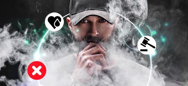 Nadelen Van E-sigaretten