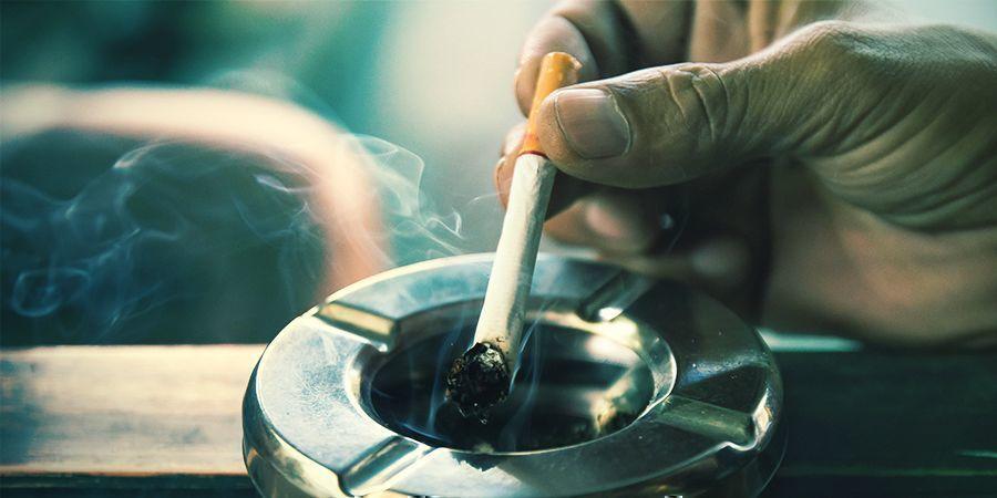 Waarom vaporizen: Geen rook of stinkende asbakken meer