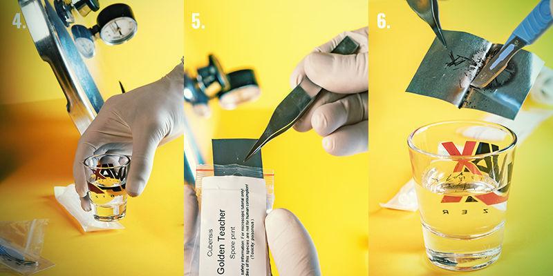 Sporenspuit Maken: Stap Voor Stap Instructies: Stap 4-6