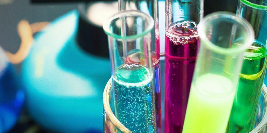 Chemie van de Blauwe Lotus
