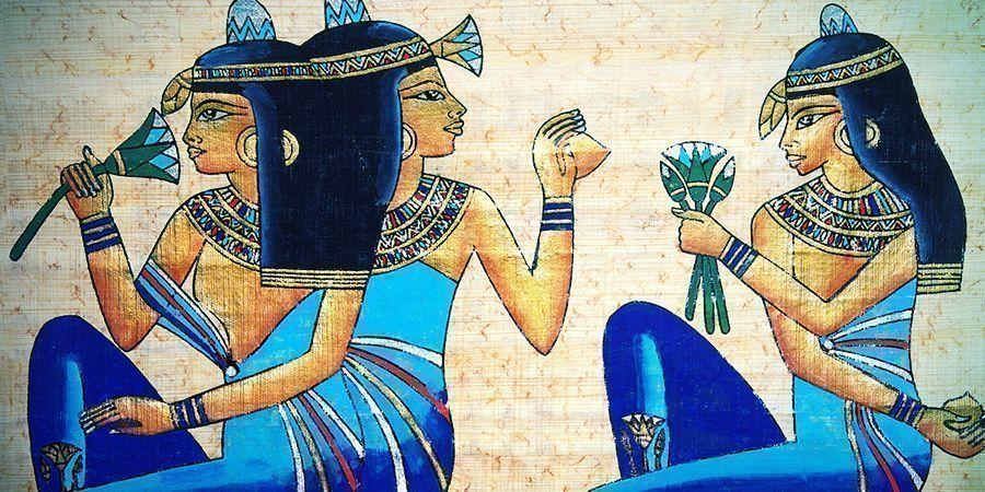Geschiedenis van de Blauwe Lotus