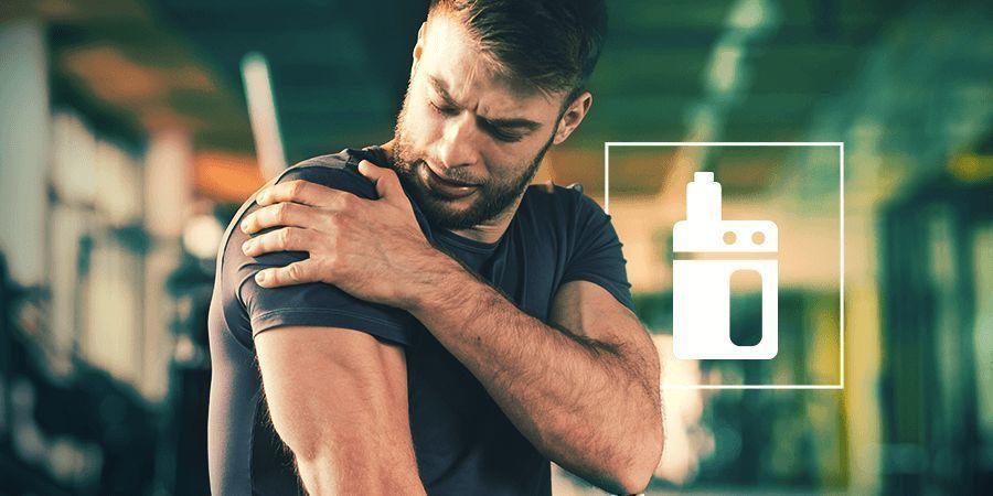 Vaporizen Van Kruiden Voor Pijnverlichting