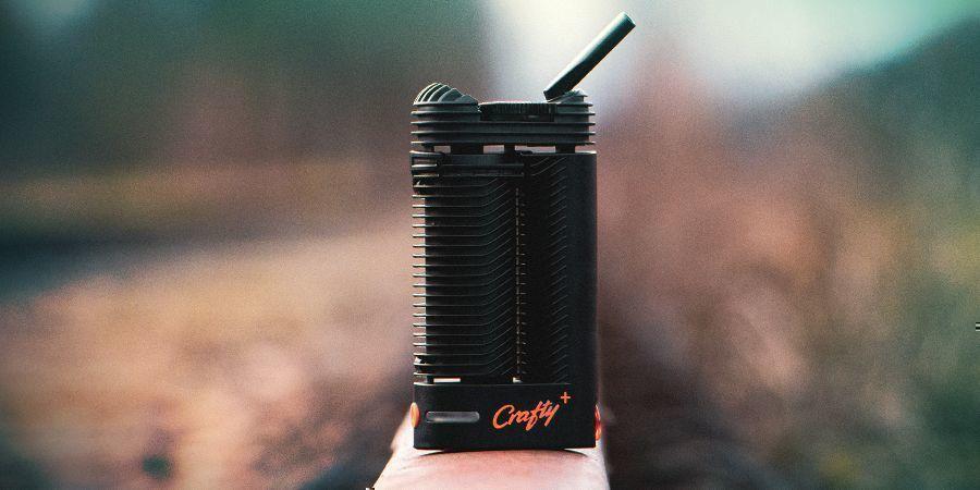 Crafty+ Vaporizer