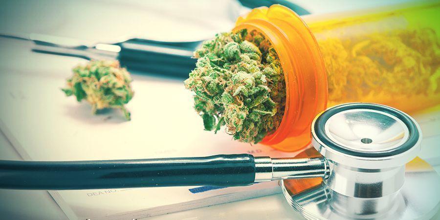 Legalisatie Van Medicinale Marihuana