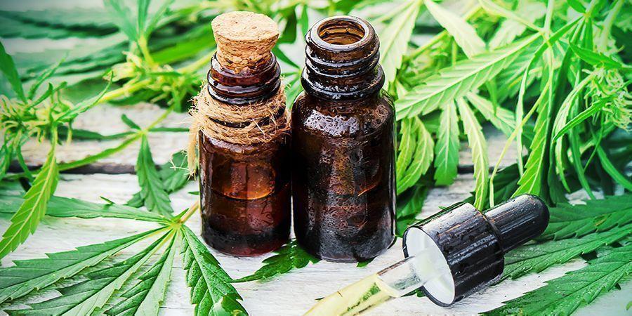 Cannabis Tincturen