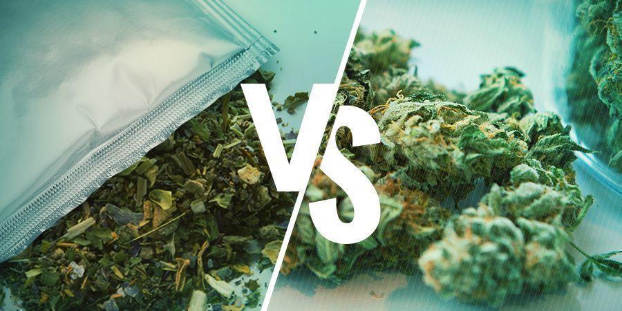 Synthetische Versus Natuurlijke Cannabinoïden